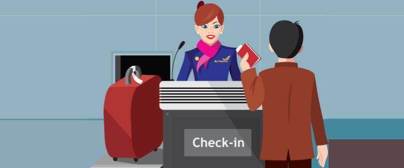 Qual a importância do Check – In ?