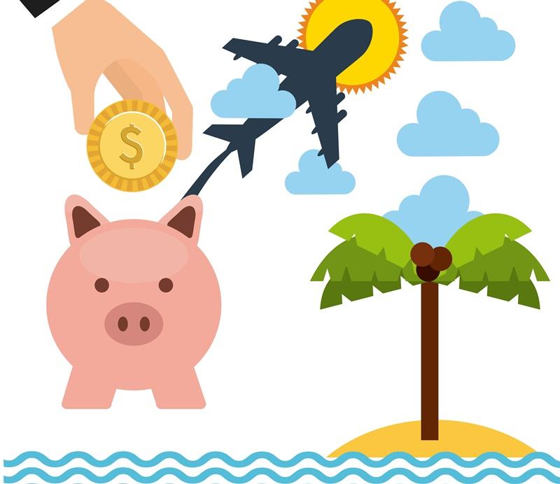 Dicas para economizar dinheiro no dia a dia para viajar