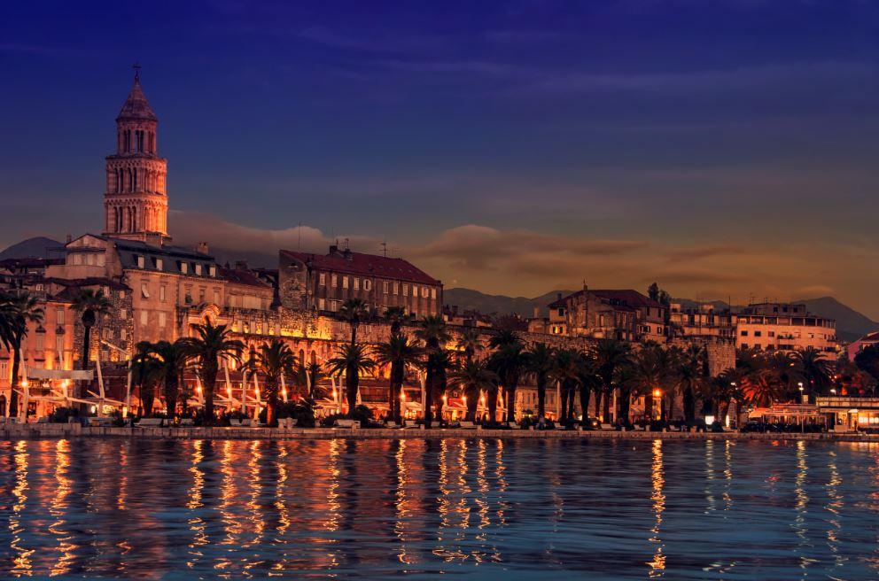 Os melhores destinos para viajar sozinho - Split, Croácia