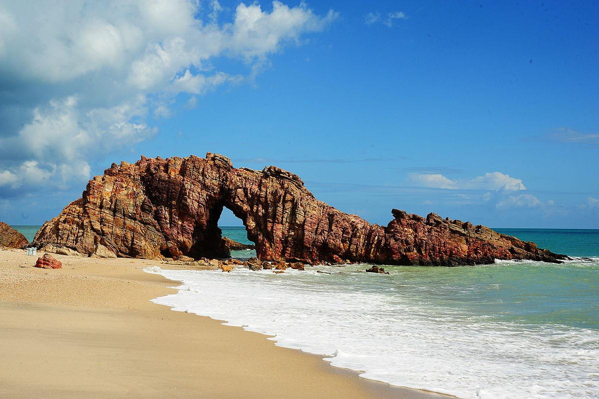 lugares para viajar no brasil jericoacara