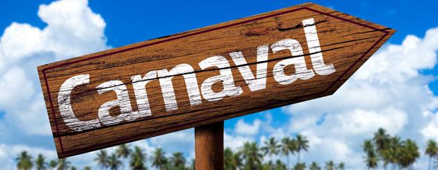 Lugares para viajar no carnaval ultrapark